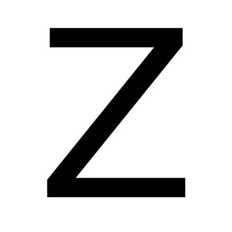 Letter Z Original File Letterz Svg Wikimedia Commons