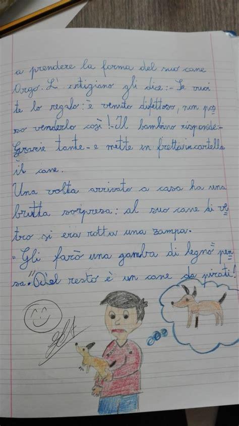 testo a novembre classe terza italiano il testo realistico novembre