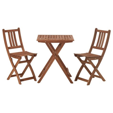 Ikea Bistro Chairs Wood Patio Bistro Set Modern Patio Outdoor