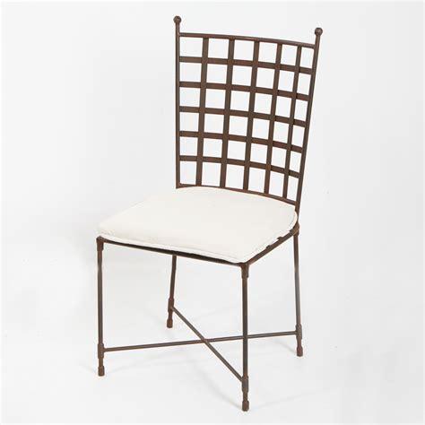 eisen stuhl eisen stuhl salmane bei ihrem orient shop casa moro