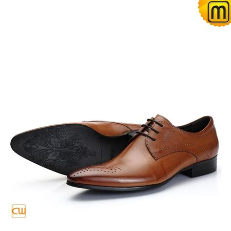 oxford shoes brown brown leather oxfords dress shoes for cw762112