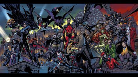 wallpaper batman dc comics batman family wallpapers wallpaper cave