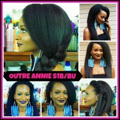 how to make a bu with nappy annie braid how to wear a wig ep 2 ft brown sugar bs607 lace front