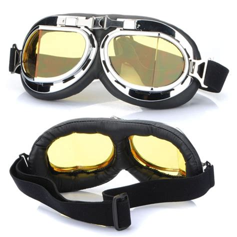 cool goggles hot sale steunk gothic goggles flying scooter helmet