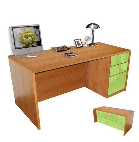 executive desk right pedestal contempo space