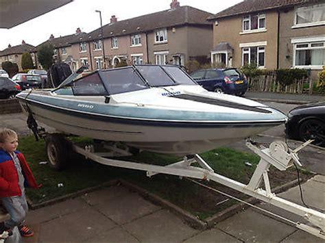 boat props for sale uk fletcher arrowbeau bravo speedboat 19ft merc 150bhp with