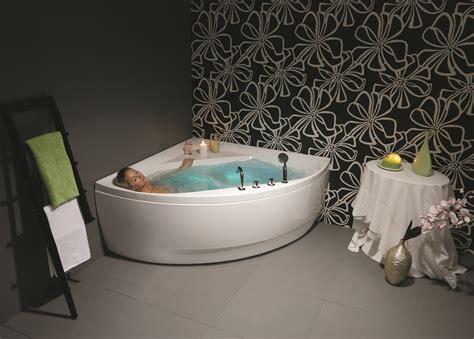 compact corner bathtub aquatica olivia wht small corner acrylic bathtub