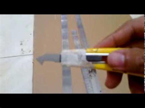 Pisau Potong Akrilik pisau pemotong perspek versi on the spot