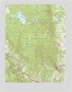 cascade co topographic map topoquest