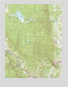 cascade colorado map cascade co topographic map topoquest