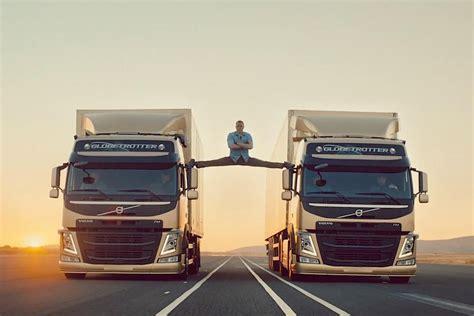 volvo trucks unleashes amazing jean claude van damme ad campaign digital trends