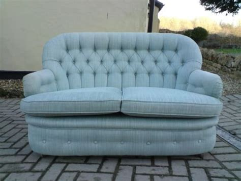 very co uk sofas very small button back sofa or settee 153332
