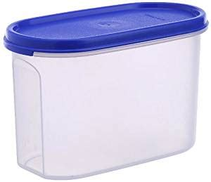 Tupperware Modular Mates Oval 1 2 buy tupperware modular mates oval 2 storage box 1 1 litres 102 at low prices in india