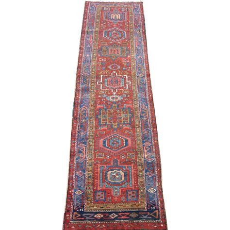 narrow rugs narrow runner rug narrow turkish oushak runner for sale at 1stdibs heriz narrow runner rug