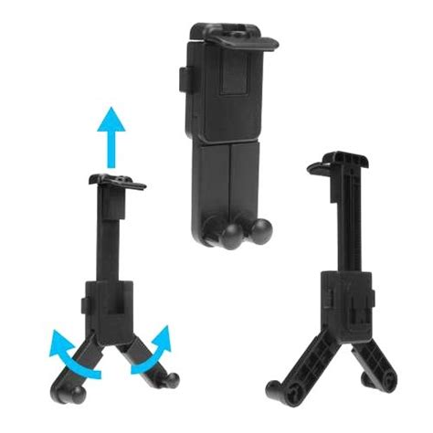 Tripod Tab hdx2 rm8 record periscope tablet tripod mount with