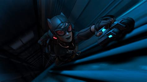 wallpaper batman catwoman wallpaper batman the telltale series catwoman 4k xbox
