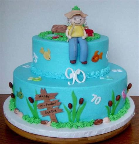 Th Birthday Cake Ideas For by 90th Birthday Cakes And Cake Ideas