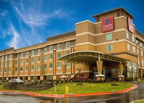 Comfort Suites Fayetteville Ar by Comfort Suites In Bentonville Fayetteville Hotel Rates