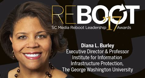 The George Washington World Executive Mba In Cybersecurity Program by Outstanding Educator Diana L Burley