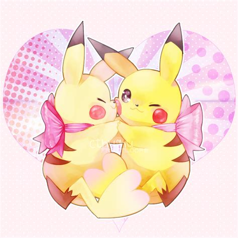 pikachu valentines day happy s day 2016 by cthulhufruitloops on deviantart