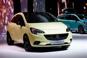 Vauxhall Corsa Price New Vauxhall Corsa Prices And Specs Carbuyer