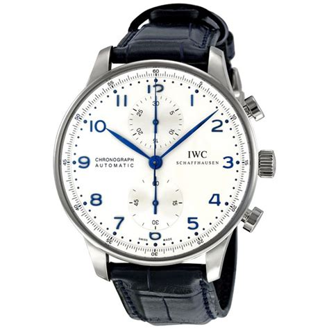 iwc portuguese chronograph automatic s iw371446