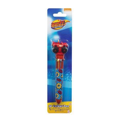 10 in 1 multi color pen blaze the machines 10 in 1 multi colour pen