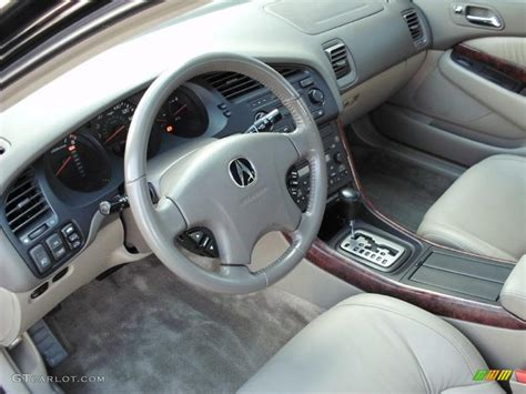parchment interior 2002 acura tl 3 2 photo 47150004