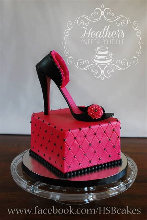 25 best ideas about high heel cakes on high