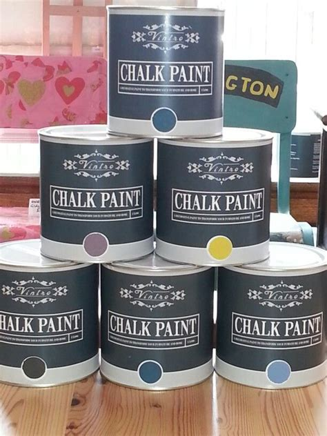 chalkboard paint colours uk 21 best images about vintro chalk paint on