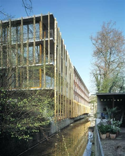 basel architekten buchner br 252 ndler architekten gt jugendherberge basel hic