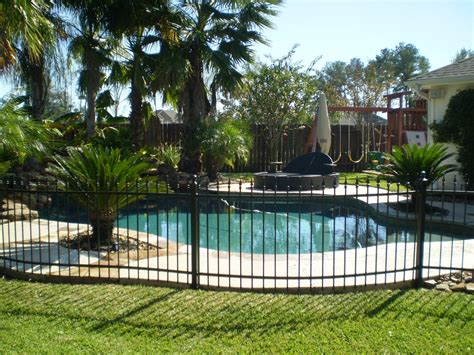 wrought iron fence remodel and function outdoor decorations