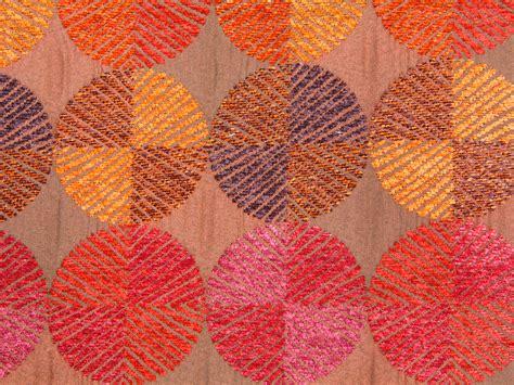 cloth pattern hd fabric texture retro red circle pattern cloth wallpaper