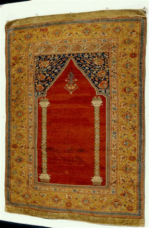 Praying Rug by File Turkish Prayer Rug Walters 811 Jpg Wikimedia
