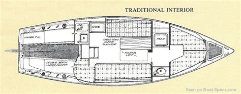 sailboat layout catalina 25 swing keel catalina yachts sailboat