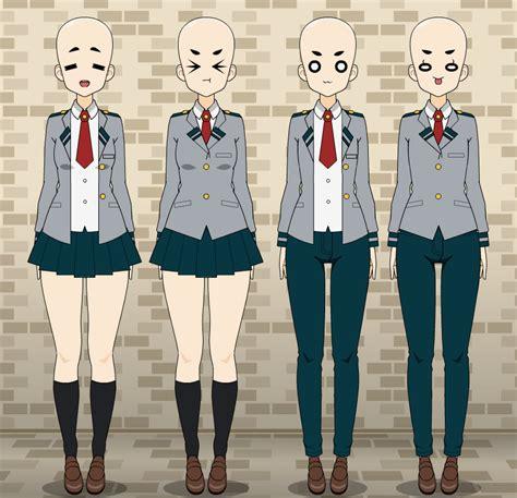 bnha uniform