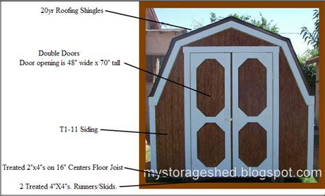 build  storage shed  storage shed plans