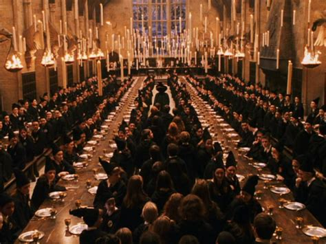 hogwarts dining room chez dining room hogwarts great not your s