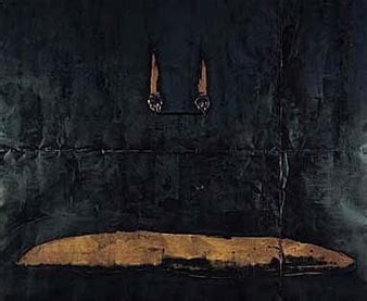 artworks of enzo cucchi (italian, 1949)