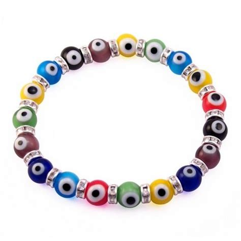 evil eye color meaning the gallery for gt evil eye bracelet meaning colors
