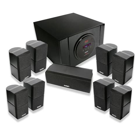 bluetooth  channel home theater system surround sound