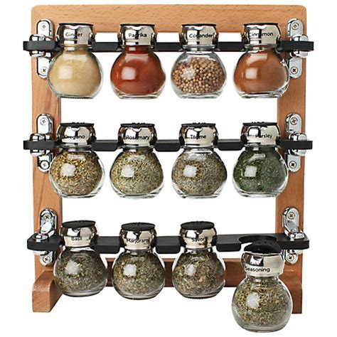 Buy Spice Rack With Spices Buy Olde Thompson 12 Jar Spice Rack Lewis