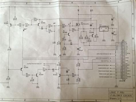 e65 e66 самостоятельный ремонт аудиосистемы logic7