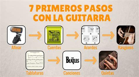 libro ver tocar y aprender los 7 primeros pasos para aprender a tocar la guitarra chachi guitar