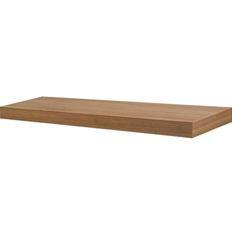 wall shelf 35 5 inch floating wall shelf in wall mounted shelves