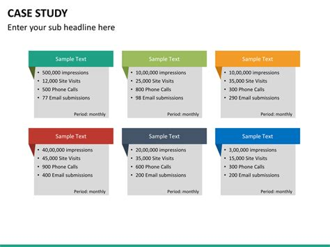 Business Study Template Ppt study powerpoint template sketchbubble