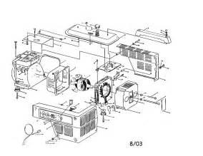 coleman powermate 5000 wiring diagram coleman parts and wiring diagrams elsavadorla