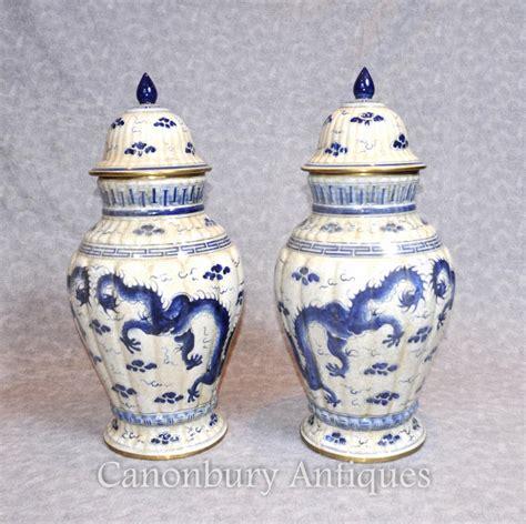 weisse vasen porzellan canonbury antiquit 228 ten gro 223 britannien kunst