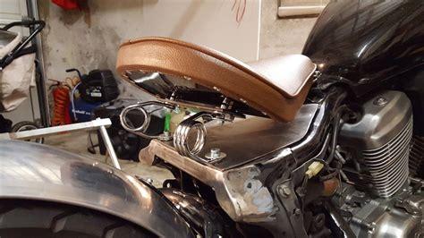 Motorrad Gabel Richtig Einbauen by 1 Umbau Vt600 Bobber Seite 3 Garage Builders