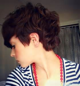 wavy pixie hair 15 chic pixie haircuts which one suits you best